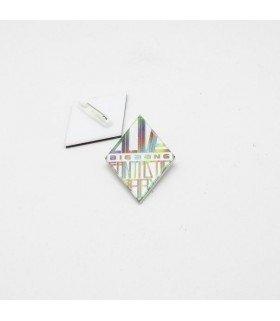 Badge Nominatif en Acrylique BIGBANG ALIVE - T.O.P (FANTASTIC BABY) 002