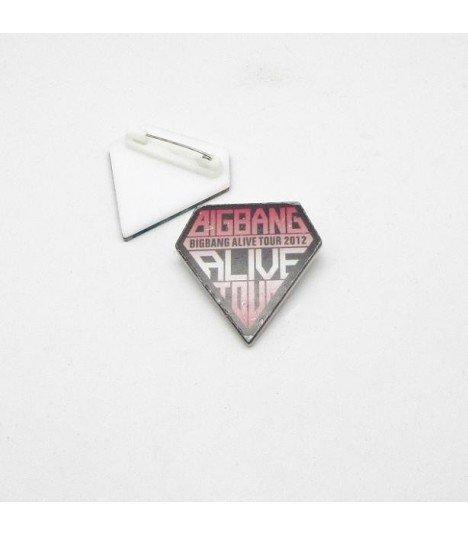 Badge Nominatif en Acrylique BIGBANG ALIVE TOUR 003