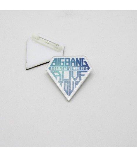 Badge Nominatif en Acrylique BIGBANG ALIVE TOUR 006