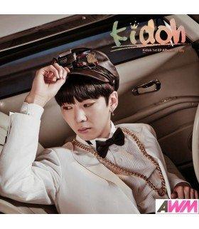 Kidoh (Topp Dogg) Kidoh 1st EP Album (édition coréenne)