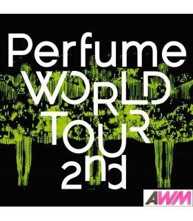 Perfume - Perfume World Tour 2nd (DVD) (édition japonaise)