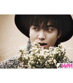 Lee Min Ho (이민호) Song For You (ALBUM+DVD) (édition coréenne)