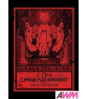 BABYMETAL - Live - Legend 1999 & 1997 Apocalypse (DVD) (édition japonaise)