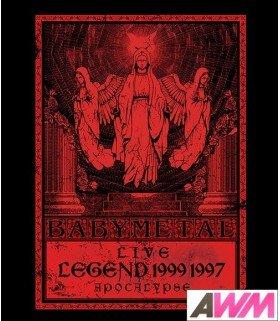 BABYMETAL - Live - Legend 1999 & 1997 Apocalypse (BLU-RAY) (édition japonaise)
