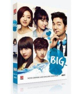 BIG (빅) KBS2 Drama (4DVD) (Import)