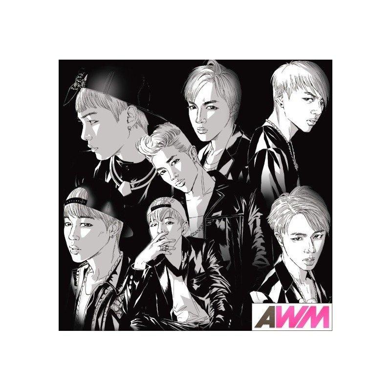 BTS (防弾少年団) Danger - Japanese Ver - (Type A) (SINGLE+