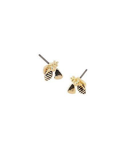 Block B - Boucles d'oreilles Honey & Bee
