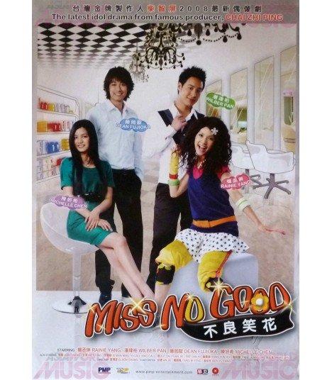 Affiche officielle DVD Drama Miss No Good