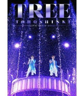 Dong Bang Shin Ki (동방신기) TOHOSHINKI LIVE TOUR 2014 TREE