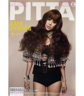 Affiche Officielle Baek Ji Young Vol.8 Album Pitta