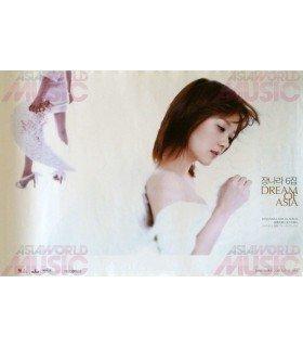 Affiche Officielle Jjang Na Ra Asia 1st Album