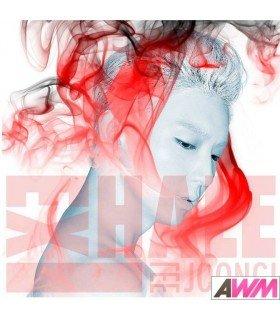 Lee Jun Ki (이준기) Mini Album - EXHALE (édition coréenne)