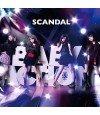 SCANDAL - Baby Action (édition coréenne)