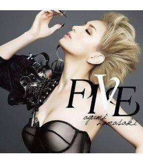 Ayumi Hamasaki - Five (édition normale japonaise)