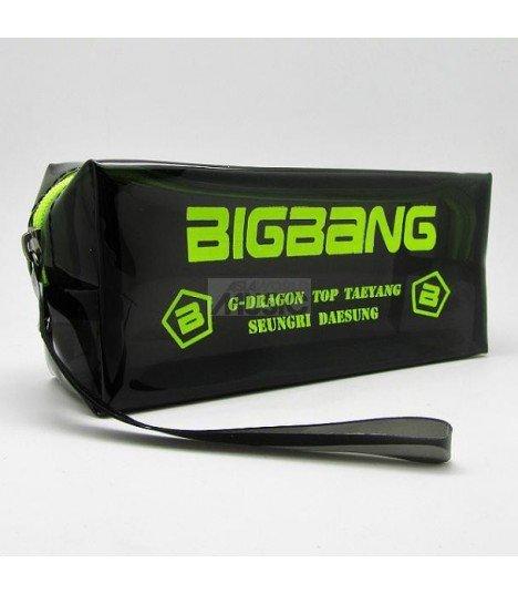 BIGBANG- Trousse BIGBANG & MEMBERS (BLACK/GREEN)