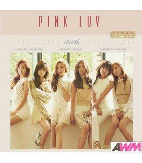 APink (에이핑크) Mini Album Vol. 5 - Pink LUV (édition coréenne) (Poster offert*)
