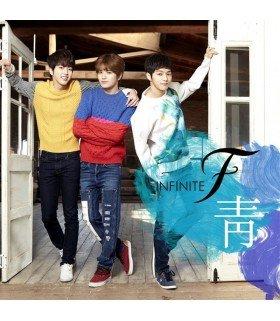 INFINITE F (인피니트 F) Single Album Vol. 1 (édition coréenne)