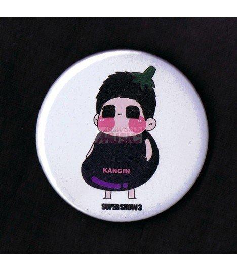 Badge SUPER JUNIOR - KANGIN 001