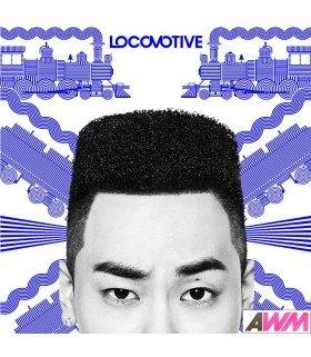 LOCO (로꼬) Mini Album Vol.1 - LOCOMOTIVE (EP)  (édition coréenne)
