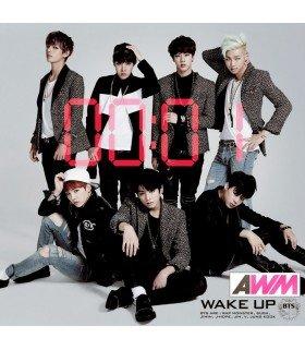 BTS (防弾少年団) WAKE UP (ALBUM) (édition normale japonaise)