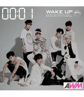 BTS (防弾少年団) WAKE UP (Type B) (ALBUM+DVD) (édition limitée japonaise)