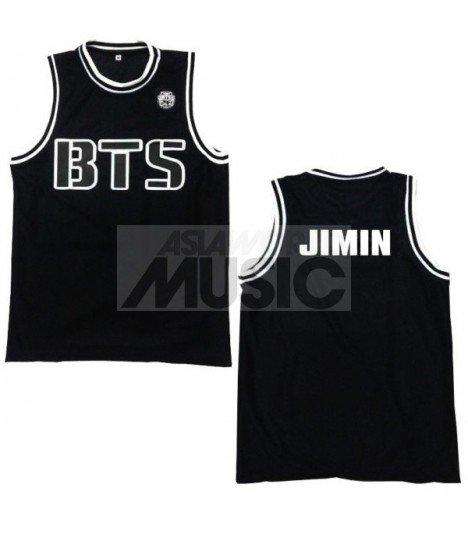 BTS - Maillot basketball JIMIN (BLACK)
