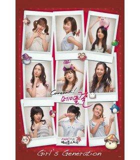 Poster GIRLS' GENERATION (SNSD) 005