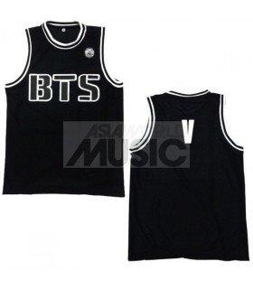 BTS - Maillot basketball V (BLACK)