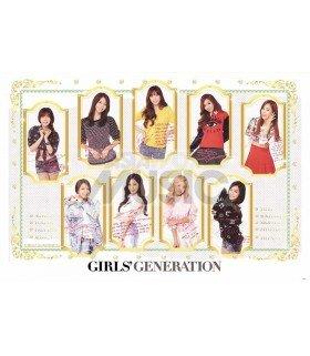 Poster GIRLS' GENERATION (SNSD) 088