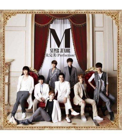 Super Junior M - Perfection (édition limitée japonaise)
