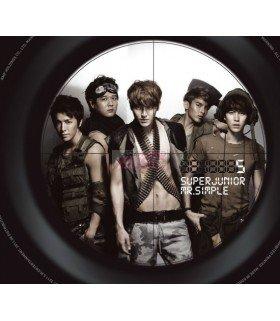 Super Junior Vol. 5 - Mr. Simple (Type B)
