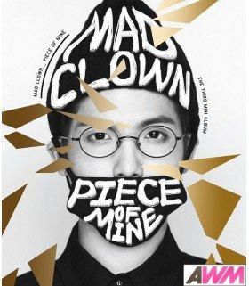Mad Clown (매드클라운) Mini Album Vol. 3 - Piece of Mine (édition coréenne)