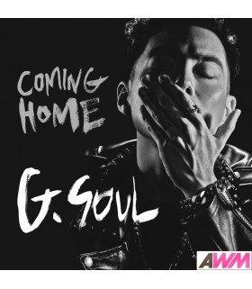 G.Soul Mini Album Vol. 1 - Coming Home (édition coréenne)