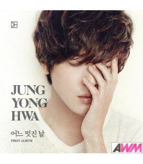 Jung Yong Hwa (정용화) Vol. 1 - One Fine Day (Version A) (édition coréenne)