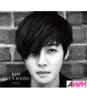 Kim Hyun Joong - Imademo (Type B) (ALBUM+DVD) (édition limitée japonaise)