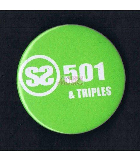 Badge SS501 002