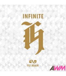 Infinite H (인피니트 H) Mini Album Vol. 2 - Fly Again (édition coréenne)
