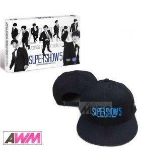 Offre spéciale SUPER JUNIOR DVD SUPER SHOW 5