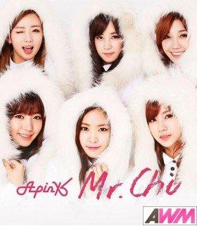Apink - Mr. Chu (On Stage) -Japanese Version- (Type C / NA EUN Version) (édition limitée japonaise)