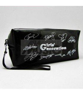 Girls' Generation - Trousse SNSD - Autographed Style (BLACK)