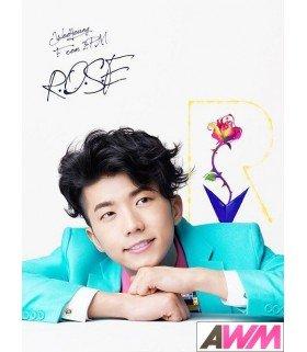 Jang Woo Young - R.O.S.E (Type B / SINGLE+DVD) (édition limitée japonaise)