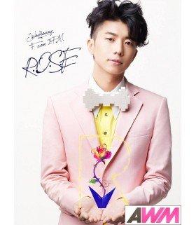 Jang Woo Young - R.O.S.E (Type A / SINGLE+DVD) (édition limitée japonaise)