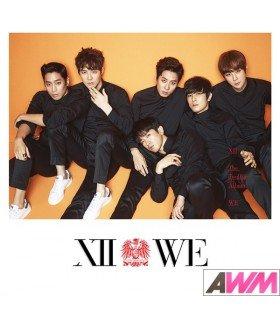 Shinhwa (신화) Vol. 12 - WE (Thanks Edition) (édition coréenne)