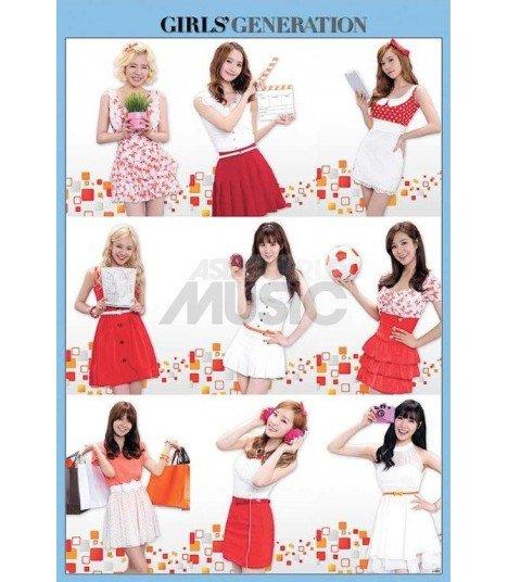 Poster GIRLS' GENERATION (SNSD) 090