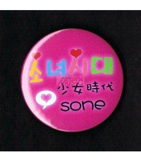 Badge Girls' Generation ( SNSD ) 002