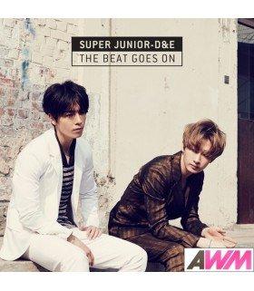 Super Junior-D&E (슈퍼주니어-D&E) - The Beat Goes On (édition coréenne)