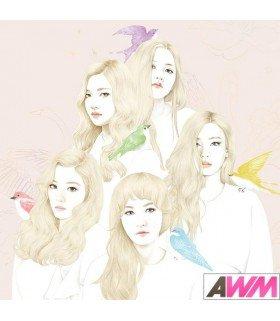 Red Velvet (레드벨벳) Mini Album Vol 1 - Ice Cream Cake (édition coréenne)