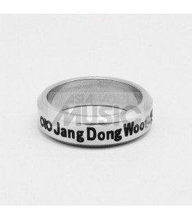 Bague Anneau INFINITE - JANG DONG WOO 1990.11.22