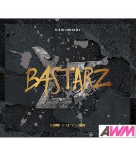 Bastarz (바스타즈) Mini Album Vol. 1 - Conduct Zero (édition coréenne)