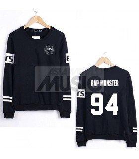 Sweat - BTS Style - RAP MONSTER 94 (Black)